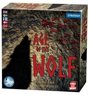 Age of the Wolf Brettspill Norsk utgave