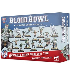Blood Bowl Team Necromantic Horror