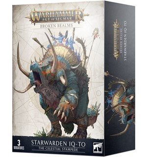 Broken Realms The Celestial Stampede Warhammer Age of Sigmar
