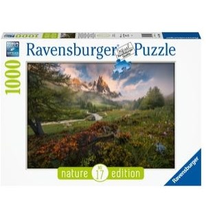 Claree Valley 1000 biter Puslespill Ravensburger Puzzle