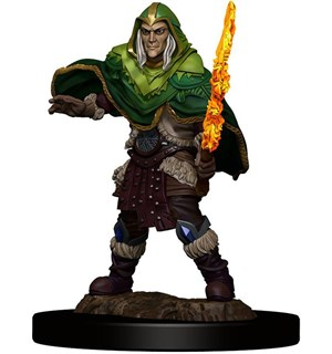 D&D Figur Icons Elf Fighter Male Icons of the Realm Premium Figures
