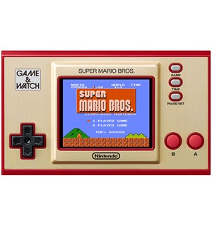 Game and Watch Super Mario Bros