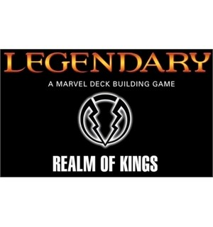 Legendary Marvel Realm of Kings Exp Utvidelse til Legendary Marvel