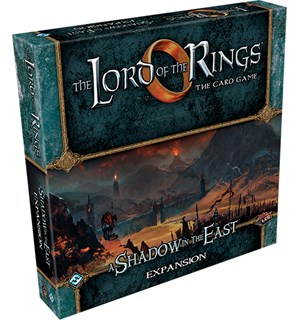 LotR TCG A Shadow in the East Exp Utvidelse Lord of the Rings Card Game