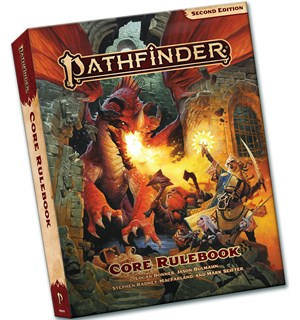 Pathfinder 2nd Ed Core Rulebook Pocket Second Edition RPG - Pocket Edition