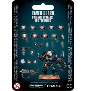 Raven Guard Primaris Upgrades/Transfers Warhammer 40K