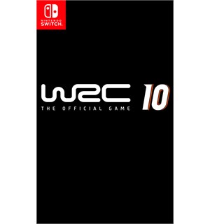 WRC 10 Switch The Official Game