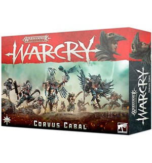 Warcry Warband Corvus Cabal Warhammer Age of Sigmar