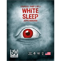 50 Clues Part 2 of 3 White Sleep Leopold Trilogy