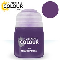 Airbrush Paint Chemos Purple 24ml Maling til Airbrush