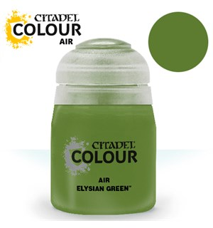 Airbrush Paint Elysian Green 24ml Maling til Airbrush