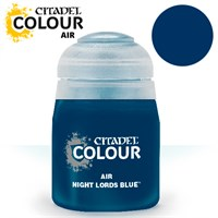 Airbrush Paint Night Lords Blue 24ml Maling til Airbrush