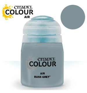 Airbrush Paint Russ Grey 24ml Maling til Airbrush