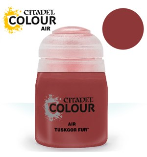 Airbrush Paint Tuskgor Fur 24ml Maling til Airbrush