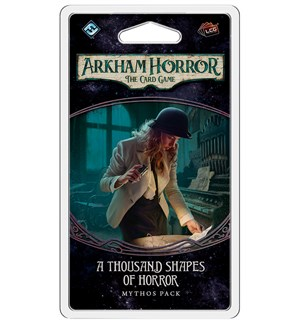 Arkham Horror TCG Thousand Shapes Horror Utvidelse til Arkham Horror Card Game