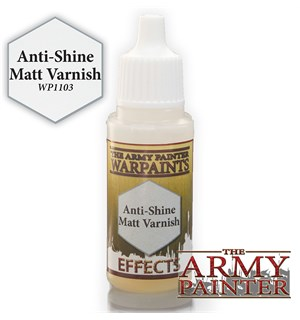 Army Painter Warpaint Anti-Shine Matt Varnish