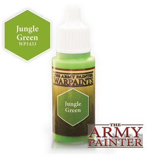 Army Painter Warpaint Jungle Green Også kjent som D&D Green Flame