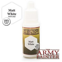 Army Painter Warpaint Matt White Også kjent som D&D Lawful White
