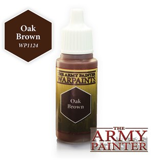 Army Painter Warpaint Oak Brown