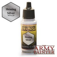 Army Painter Warpaint Shining Silver Også kjent som D&D Silver Dragon