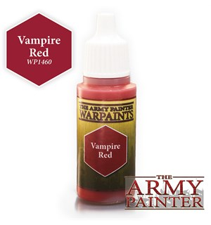 Army Painter Warpaint Vampire Red