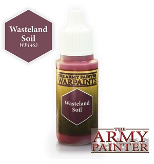 Army Painter Warpaint Wasteland Soil