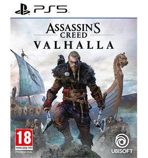Assassins Creed Valhalla m/ bonus PS5 Pre-order og få Way of the Berserker DLC