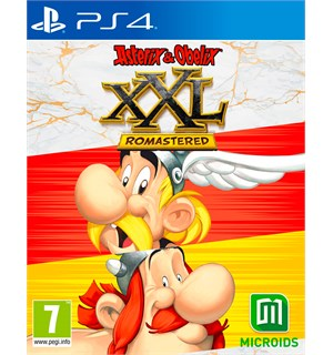 Asterix & Obelix XXL Romastered PS4