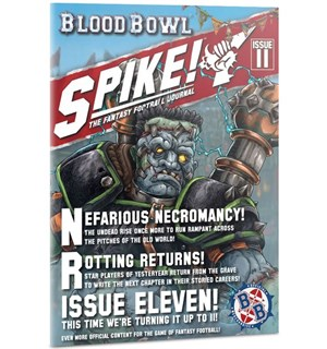 Blood Bowl Spike Journal 11