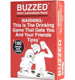 Buzzed Drinking Game First Expansion