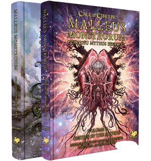 Call of Cthulhu RPG Malleus Monstrorum Cthulhu Mythos Bestiary