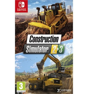 Construction Simulator 2+3 Switch