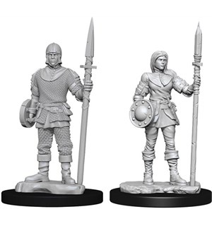 D&D Figur Deep Cuts Guards