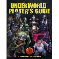 D&D Suppl. Underworld Player's Guide Dungeons & Dragons Supplement