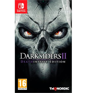 Darksiders 2 Deathinitive Edition Switch