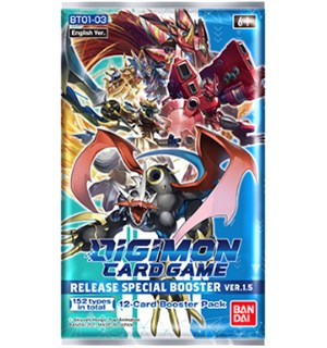 Digimon TCG Special Booster 1.5 Digimon Card Game