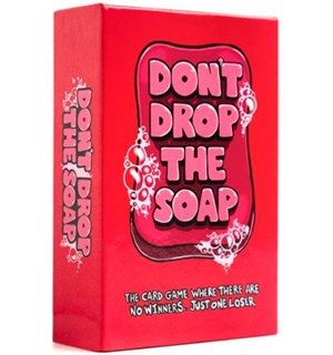 Dont Drop the Soap Brettspill