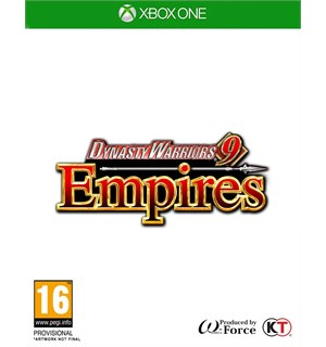Dynasty Warriors 9 Empires Xbox One