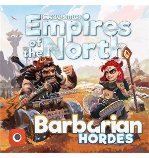 Empires of the North Barbarian Hordes Utvidelse til Empires of the North