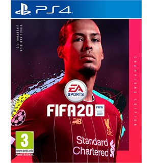FIFA 20 Champions Edition PS4 3 DAGER TIDLIG TILGANG