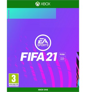 FIFA 21 Champions Edition Xbox One 3 DAGER EARLY ACCESS + BONUSER