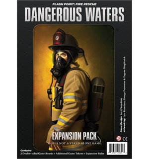 Flash Point Dangerous Waters Expansion Utvidelse til Flash Point Fire Rescue