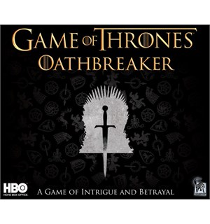 Game of Thrones Oathbreaker Brettspill
