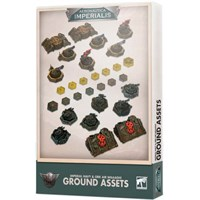 Imperial & Ork Ground Assets/Objectives Aeronautica Imperialis