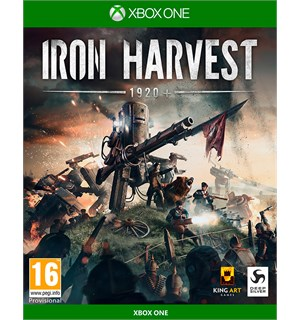 Iron Harvest 1920+ Xbox One