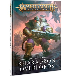 Kharadron Overlords Battletome Warhammer Age of Sigmar