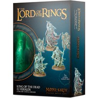 King of the Dead & Heralds Lord of the Rings Strategy Battle Game