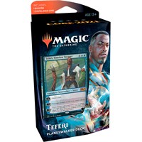 Magic Core 2021 PW Deck Teferi Planeswalker Deck - Blå