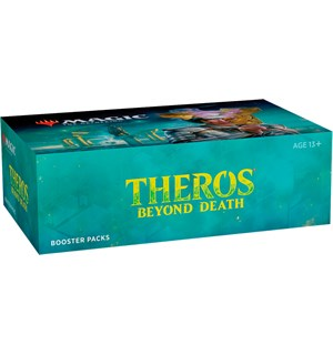 Magic Theros Beyond Death Display 36 pakker á 15 kort per pakke