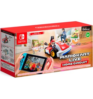 Mario Kart Live Home Circuit Mario Set For Nintendo Switch